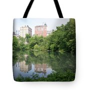 Reflections In The Pool Tote Bag