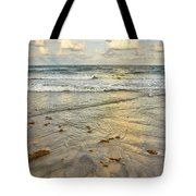 Reflections In The Sand Tote Bag