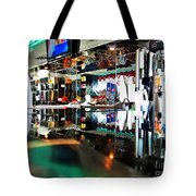 Reflections Of A Diner 3 Tote Bag