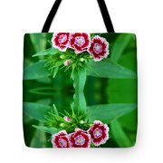 Reflections Of A Summer Bouquet Tote Bag