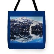 Reflections Captured In Alaska # 1 Tote Bag