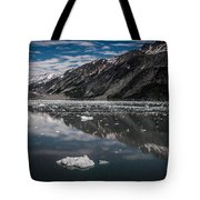 Reflections Of Alaska Tote Bag