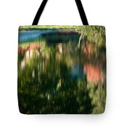 Reflections Of Colours  Tote Bag