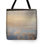 Reflections Of Dusk Tote Bag