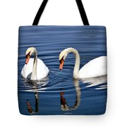 Reflections Of Elegance Tote Bag