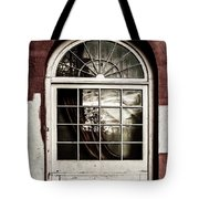 Reflections Of Yesteryear Tote Bag