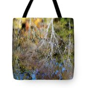 Reflections Of Fall 5 Tote Bag