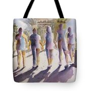 Reflections Of Friendship Tote Bag