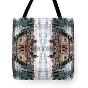 Reflections Of Gateshead 1 Tote Bag