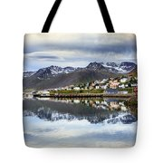 Reflections Of Iceland Tote Bag