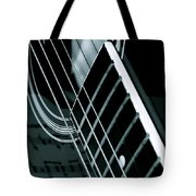 Reflections Of Music  Tote Bag