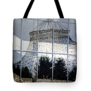 Reflections Of Riverfront Park Tote Bag