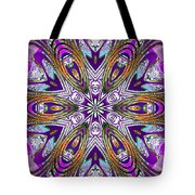 Reflections Of Source Tote Bag