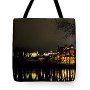 Reflections Of Taprock Tote Bag