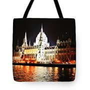 Reflections Of The Danube Tote Bag