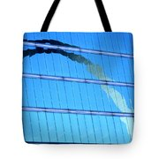 Reflections Of The St Louis Arch Tote Bag