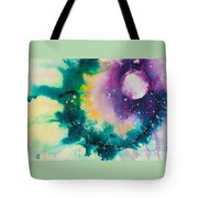Reflections Of The Universe No. 2152 Tote Bag