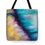 Reflections Of The Universe Series No 1420 Tote Bag