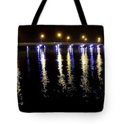 Reflections Of Time Past Tote Bag