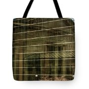 Reflections Of Union Station Tote Bag