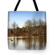Reflections On Golden Pond Tote Bag