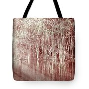 Reflections On Lake Trafford Tote Bag