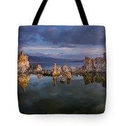 Reflections On Mono Lake 1 Tote Bag
