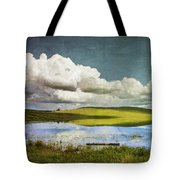 Reflections On Watership Down Tote Bag