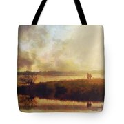 Reflections Tote Bag by Pixel Chimp