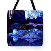 Reflective Cavern Tote Bag