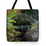 Reflective Fall Tote Bag