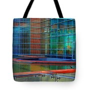 Reflective Gallery Tote Bag