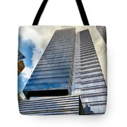 Reflective Self Tote Bag
