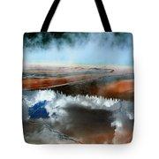 Reflective Springs Tote Bag