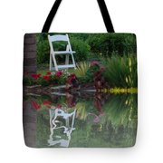 Reflective Thinking Tote Bag