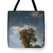 Reflective Thoughts  Tote Bag