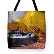 Refreshment Stand Radio City Music Hall Tote Bag