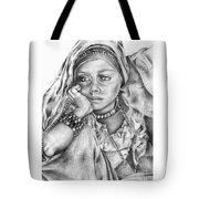 Refugee Tote Bag