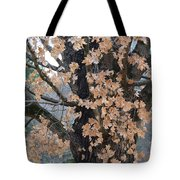 Refusing To Let Go Tote Bag