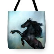 Regaining Strength Tote Bag by Tamer and Cindy Elsharouni