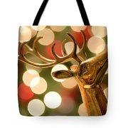 Regal Reindeer Tote Bag