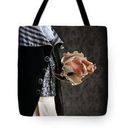 Regency Man With A Pocket Watch Tote Bag