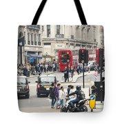 Regent Street London Tote Bag