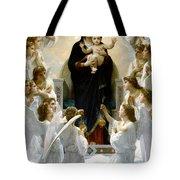 Regina Angelorum Tote Bag