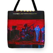 Rehearsal Tote Bag by Alys Caviness-Gober