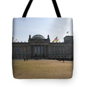 Reichstag Berlin - German Parliament Tote Bag