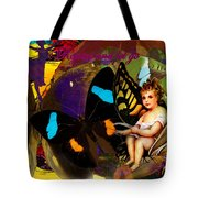 Rejoice And Let Go Tote Bag