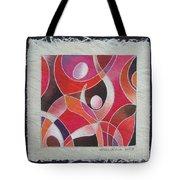 Reki IIi - Dance For Joy Tote Bag