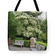 Relax In The Park Tote Bag