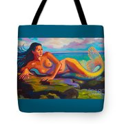 Relaxation Is Enlightenment Tote Bag